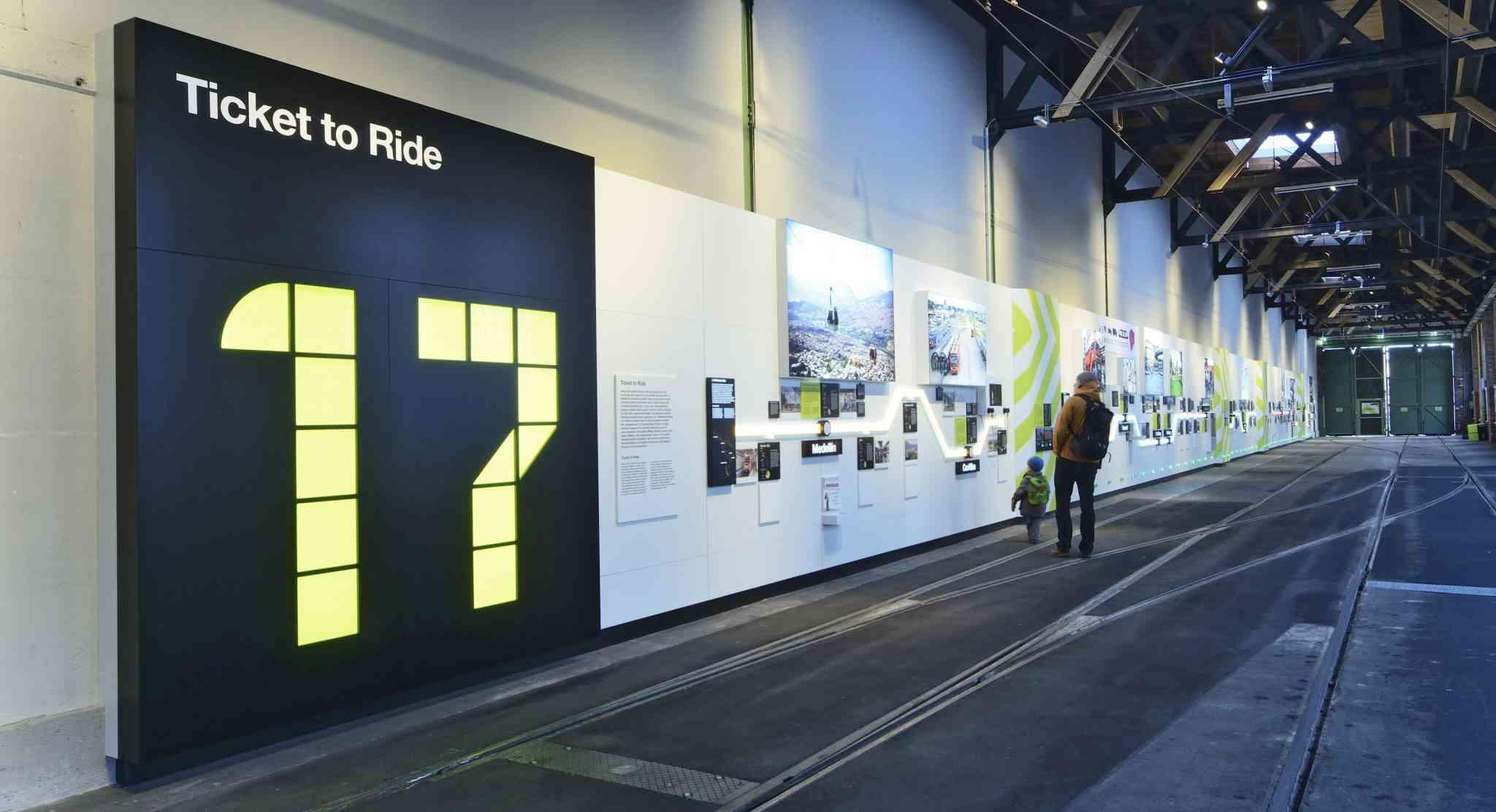 Wir stellen auch internationale Öffi-Modelle in Städten auf der ganzen Welt vor.