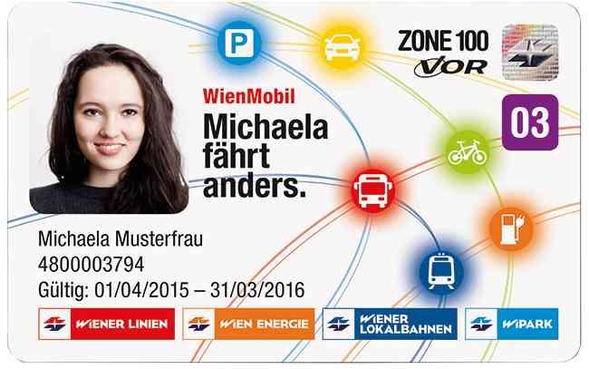 Die WienMobil-Karte wurde gemeinsam mit Partnern entwickelt.