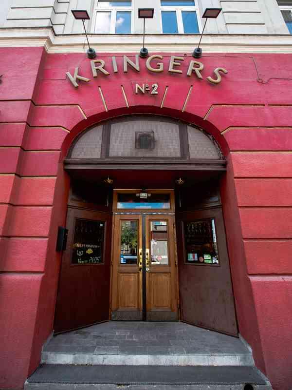 Kringers Bar im Nibelungenviertel um die Stadthalle