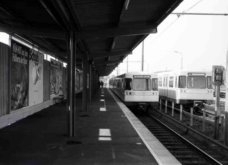 U-Bahn Probebetrieb zwischen Heiligenstadt und Friedensbrücke