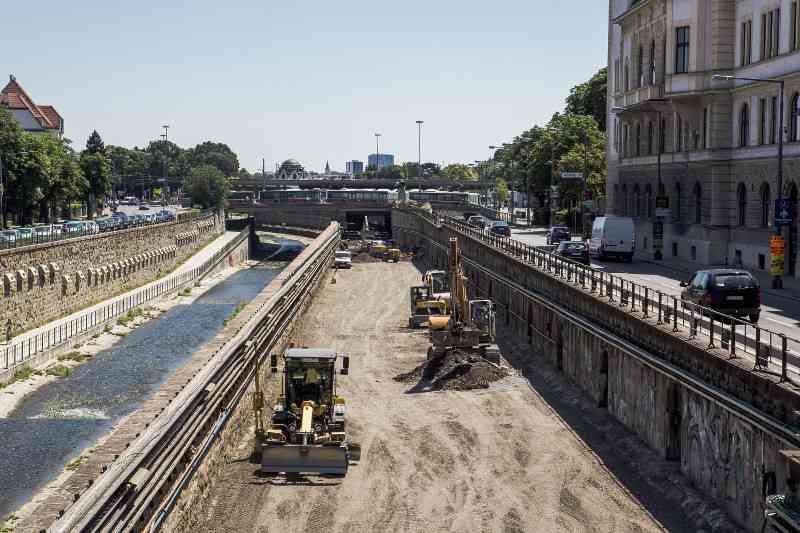 NEU4 heißt die größte Modernisierung in der Geschichte der Wiener U-Bahn.