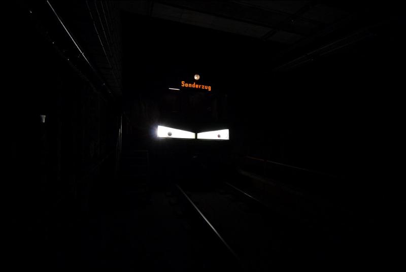 Verbindungstunnel gibt es viele im Netz. Die U-Bahnlinien müssen miteinander verknüpft sein.