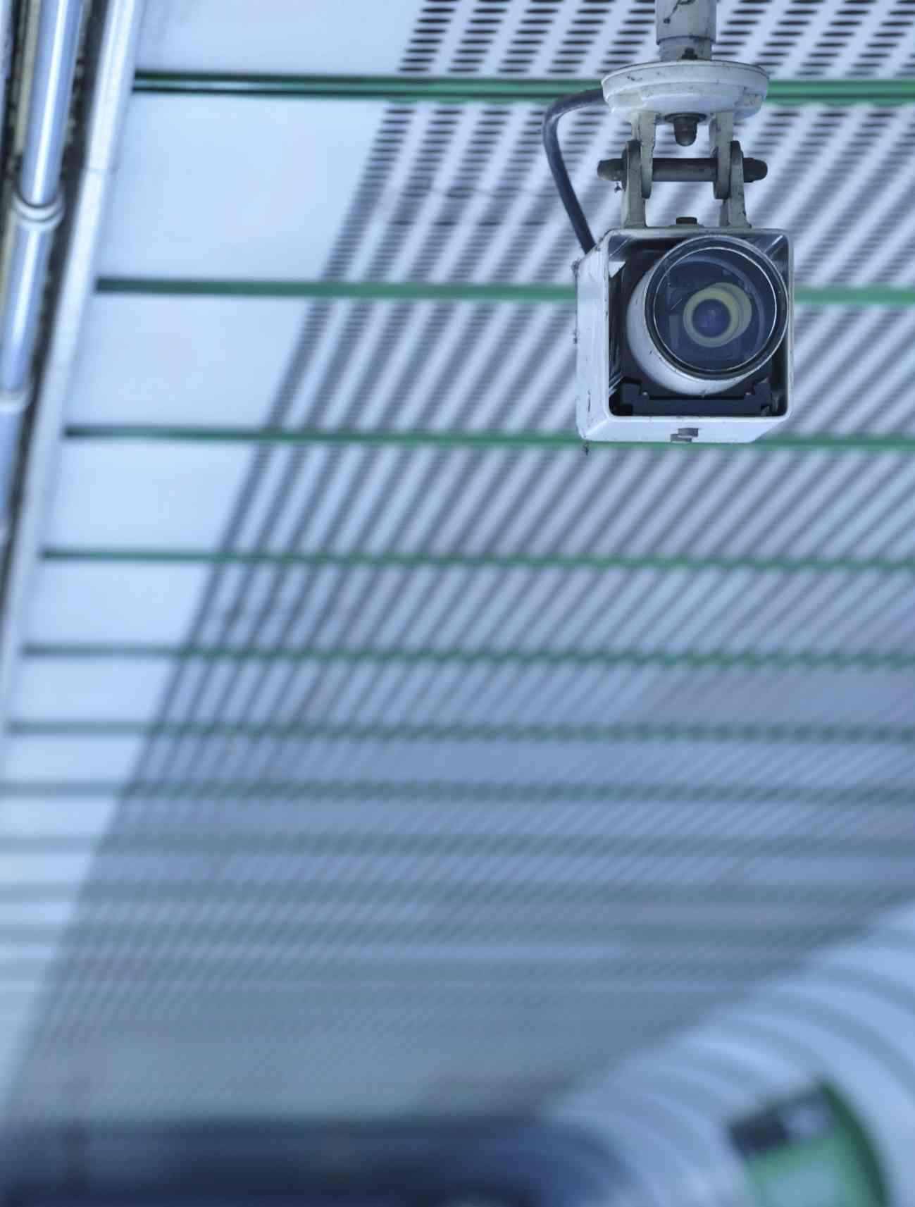 Sowohl die Stationen als auch unsere Fahrzeuge sind videoüberwacht.
