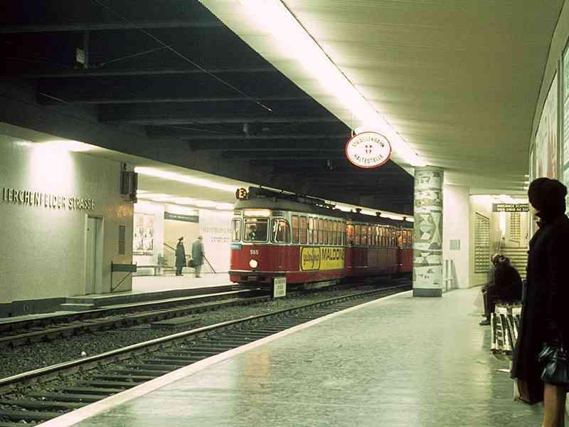 2003 wurde die Station aufgelassen. Foto: Kurt Rasmussen