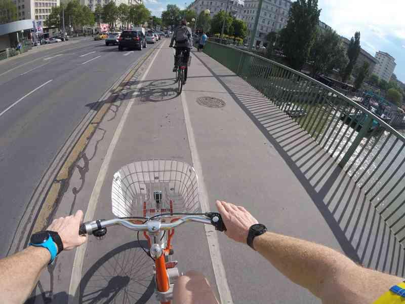 Auch Standorte und Verfügbarkeit von Citybikes sehen Sie direkt über WienMobil.