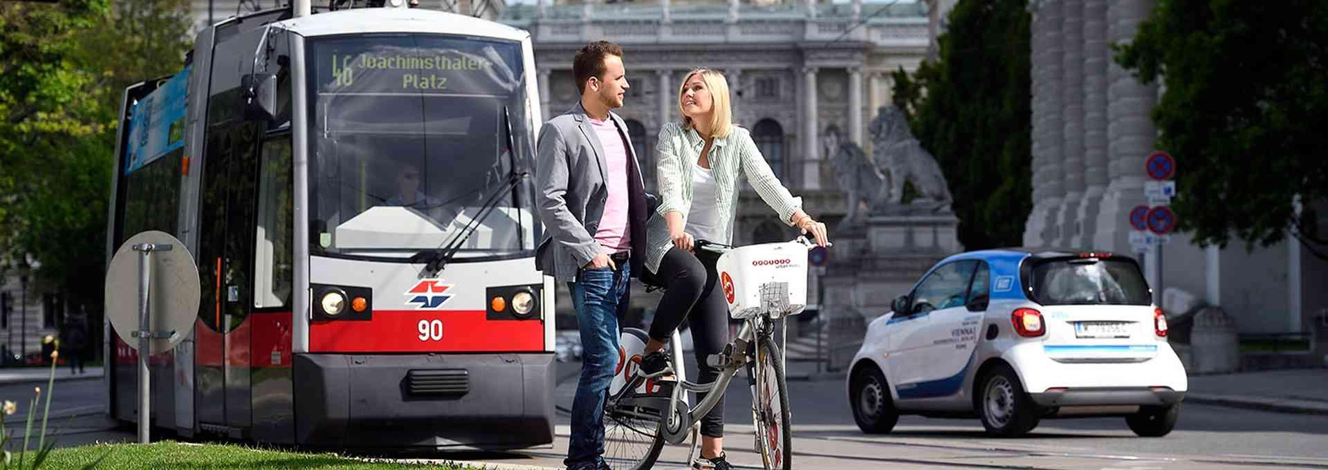 WienMobil - mit einer App die Stadt im Griff.