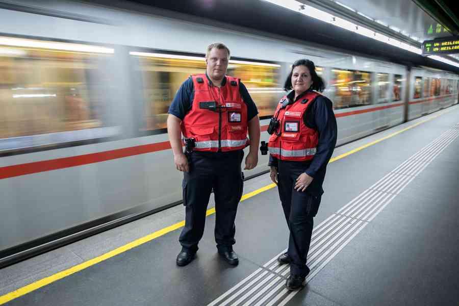 Die Sicherheitsteams sind Teil des Service- und Sicherheitspakets, das bis 2019 schrittweise umgesetzt werden soll.