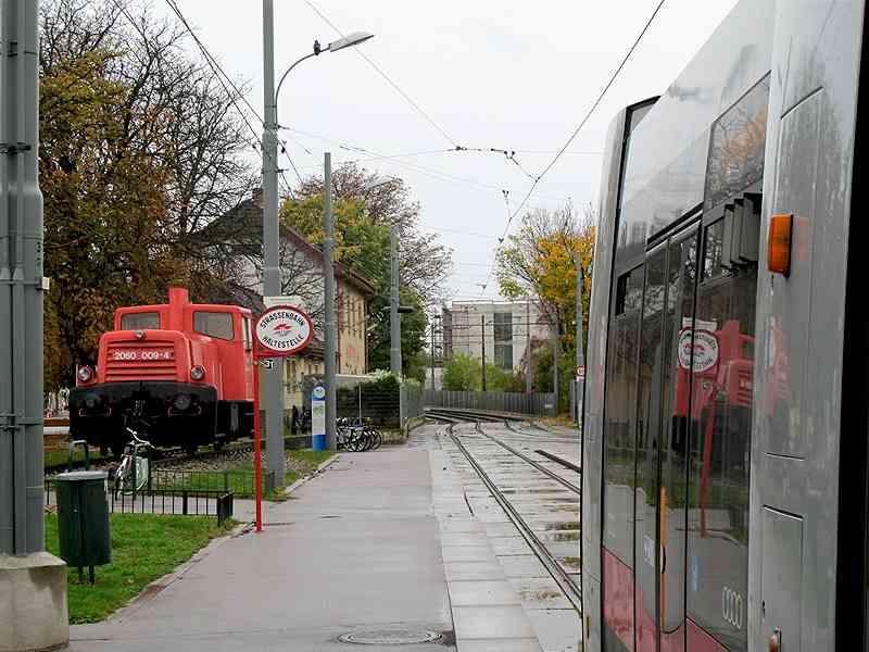 Endstation Stammersdorf.