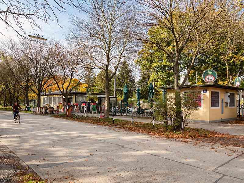 1er Stüberl Hauptallee