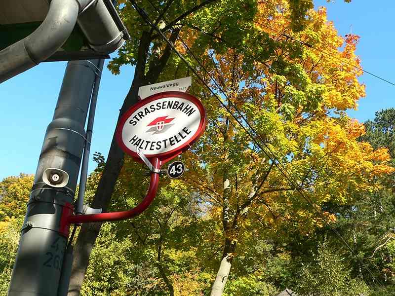 Stationsumgebung Neuwaldegg