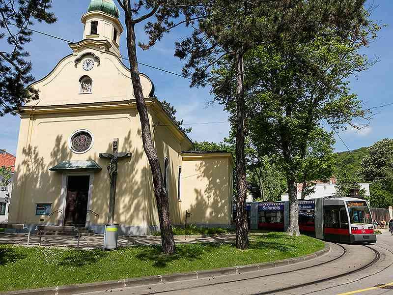 Kapelle Neuwaldegg
