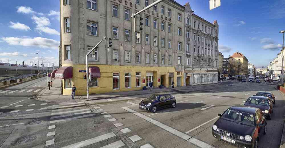 Am Matzleinsdorfer Platz entsteht ein neuer Aufgang im 5. Bezirk.