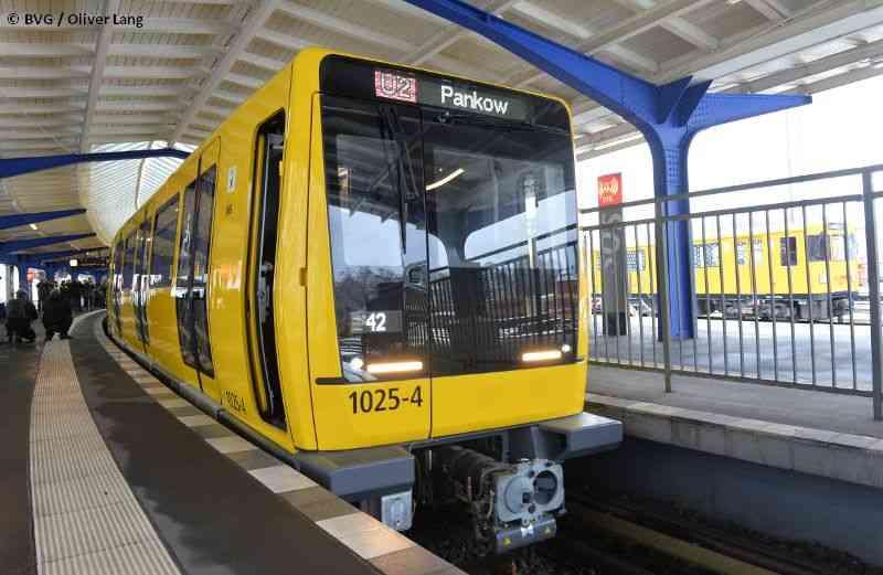 Die Linie U2 wurde während der Teilung Berlins ebenfalls in einen Ost- und einen Westteil getrennt.