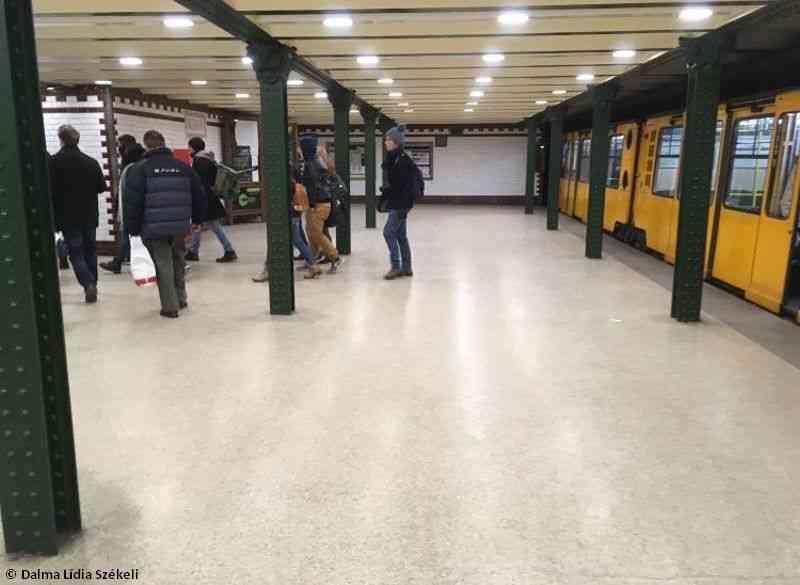 Für fast alle U-Bahn-Linien in Budapest sind Planungen zur Erweiterung des Streckennetzes im Gange.