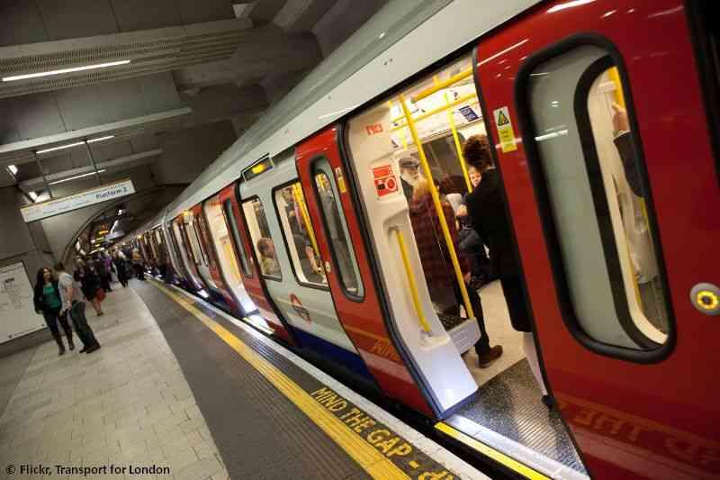 London eröffnete im Jahre 1863 die allererste U-Bahn der Welt.
