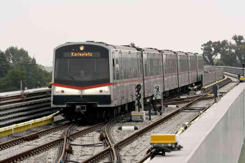 V-Zug der Wiener Öffis