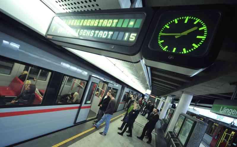 Der Nachtbetrieb der U-Bahn kommt auch bei den Studierenden gut an.