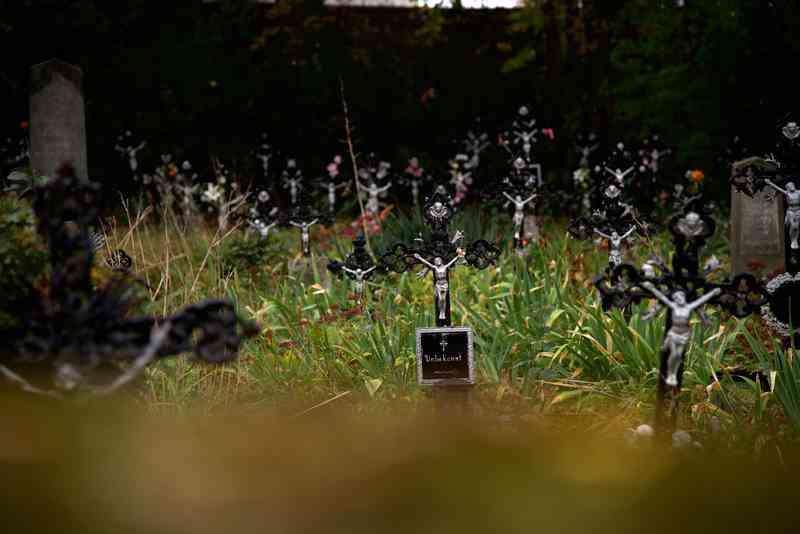 104 Leichen liegen auf dem Friedhof der Namenlosen.