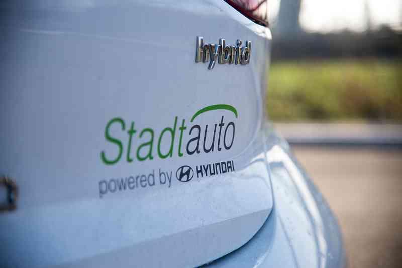 Das Stadtauto powered by Hyundai kann über Stadtauto.at gebucht werden.