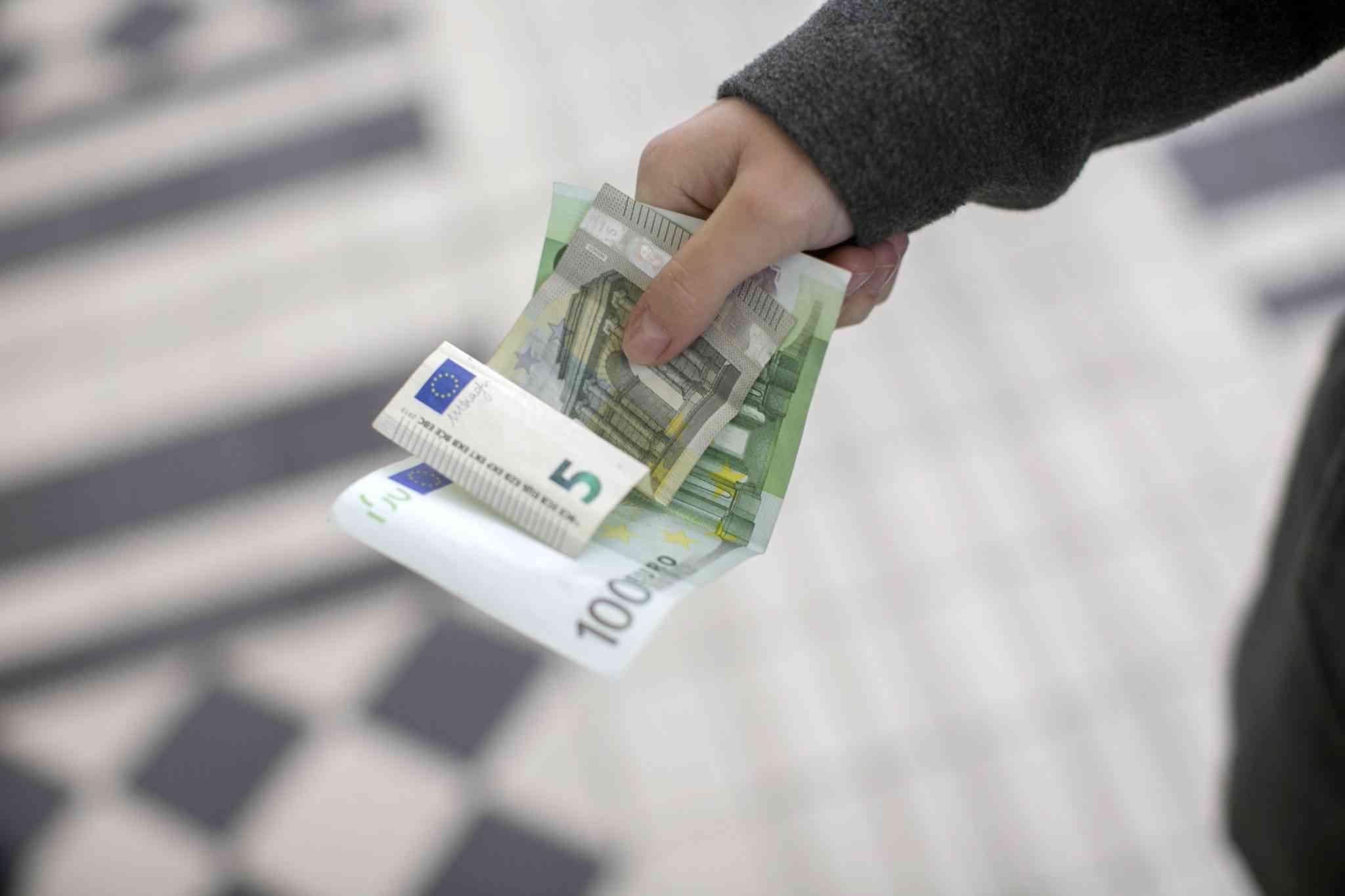 105 Euro Strafe bei fehlendem Fahrschein
