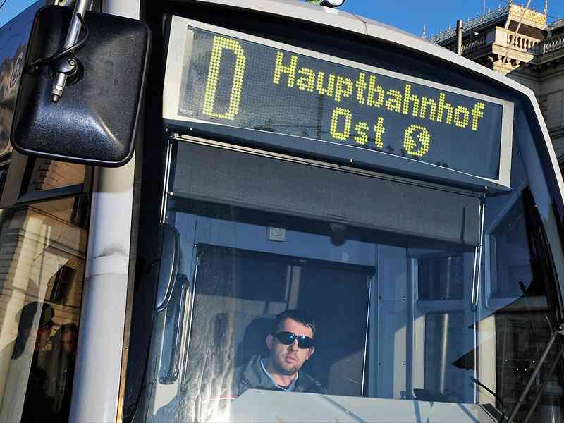 Bereits 2012 wurde die Linie D zum Ostausgang des Hauptbahnhofes verlängert.