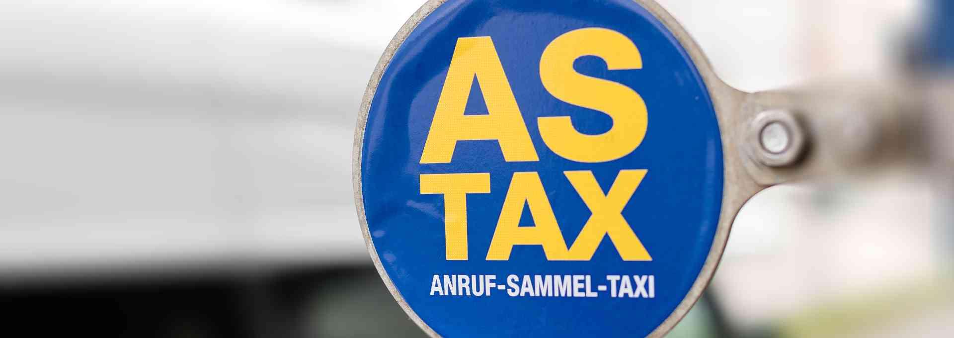 ASTAX ist das Anruf-Sammeltaxi-Service der Wiener Linien.