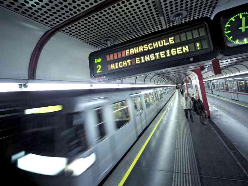 U-Bahn-Fahrschule