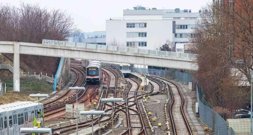 Die Wiener Linien fahren mit 2130.000 km täglich 5 x um die ganze Welt