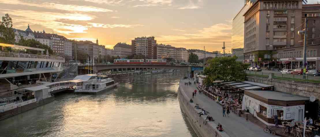 Donaukanal Linie 31